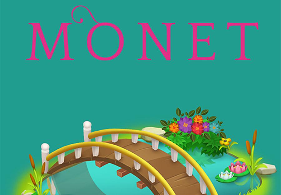 Cartel Taller Monet