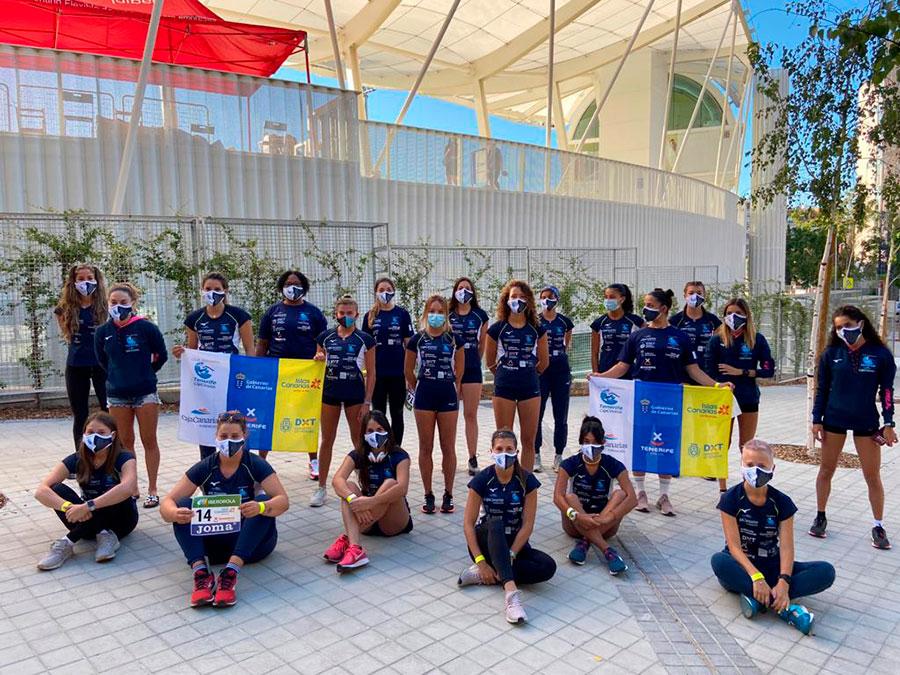 Tenerife CajaCanarias femenino