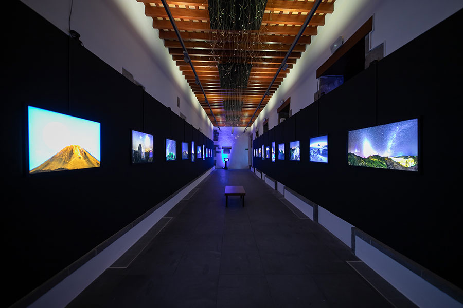 Exposición Cosmoislas
