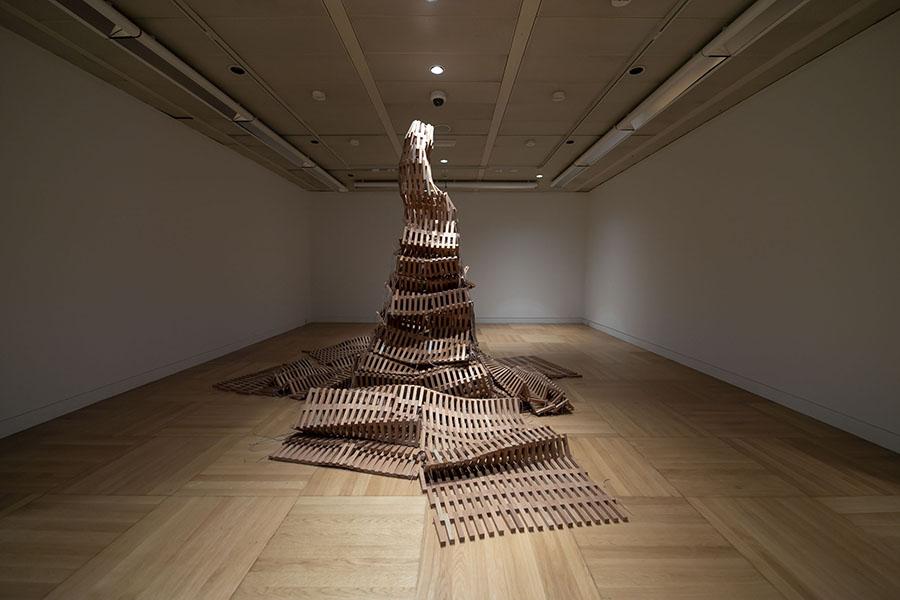 Exposición de Carlos Nicanor