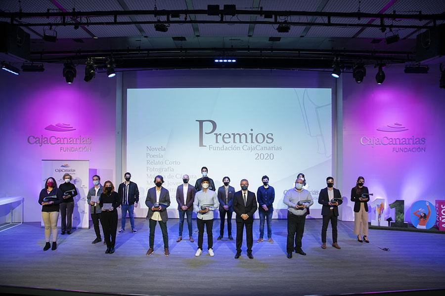 Premios Artes Caja Canarias