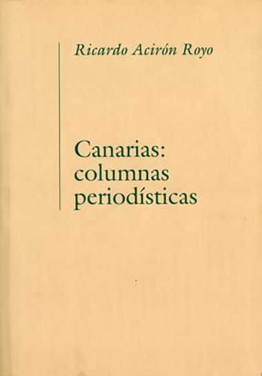 CANARIAS COLUMNAS PERIODISTICAS