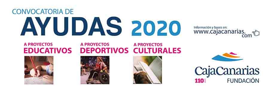 Convocatoria de Ayudas 2020