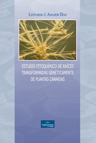 ESTUDIO FITOQUIMICO DE RAICES TRANSFORMADAS