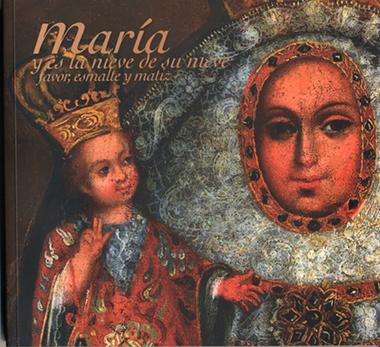 MARIA Y ES LA NIEVE DE SU NIEVE FAVOR ESMALTE Y MATIZ
