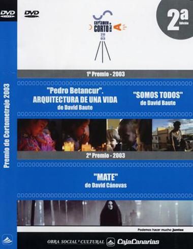 PREMIO DE CORTOMETRAJE 2003