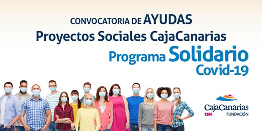 Programa Solidario Covid 19