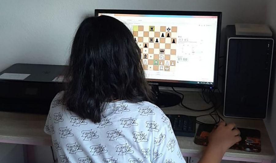 Torneos de ajedrez online