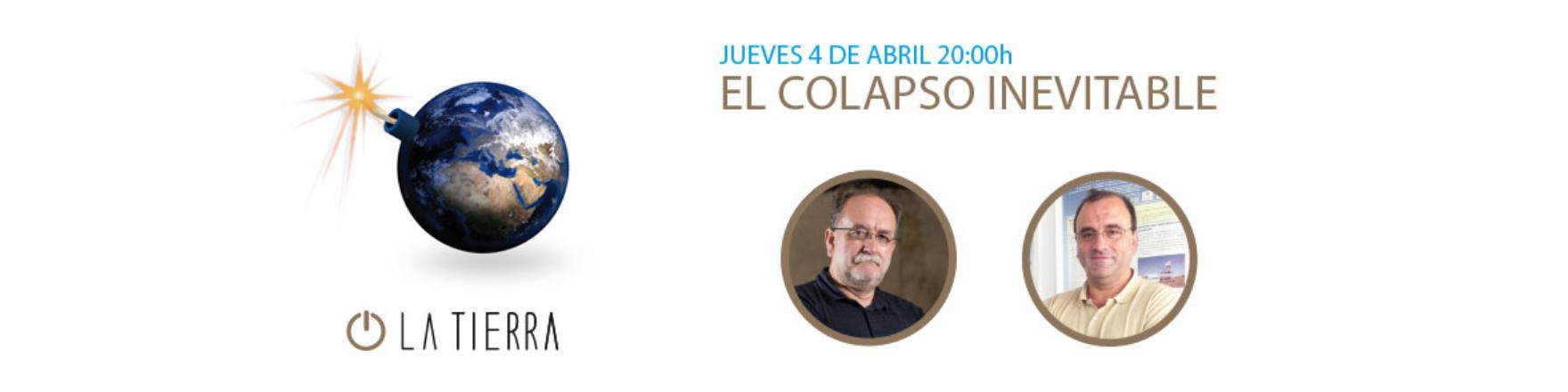 Cabecera El colapso inevitable