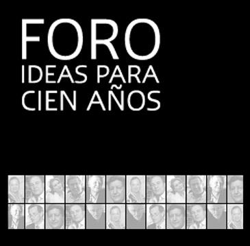 foro ideas cien anos