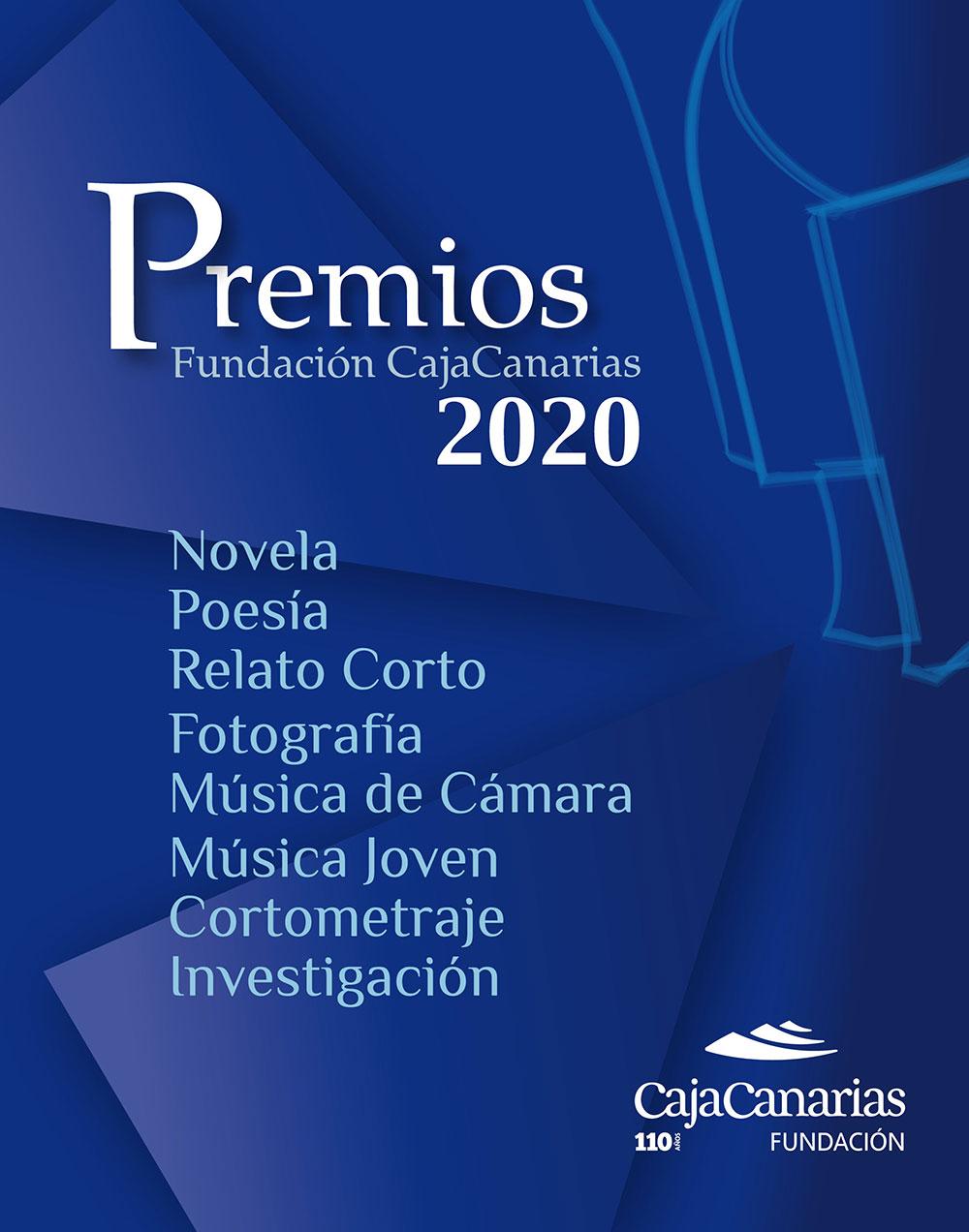 Premios Fundación CajaCanarias 2020