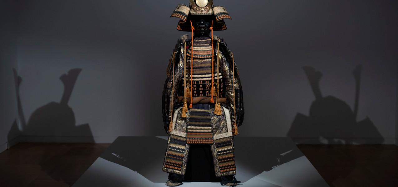 NP geisha y samurai Tenerife