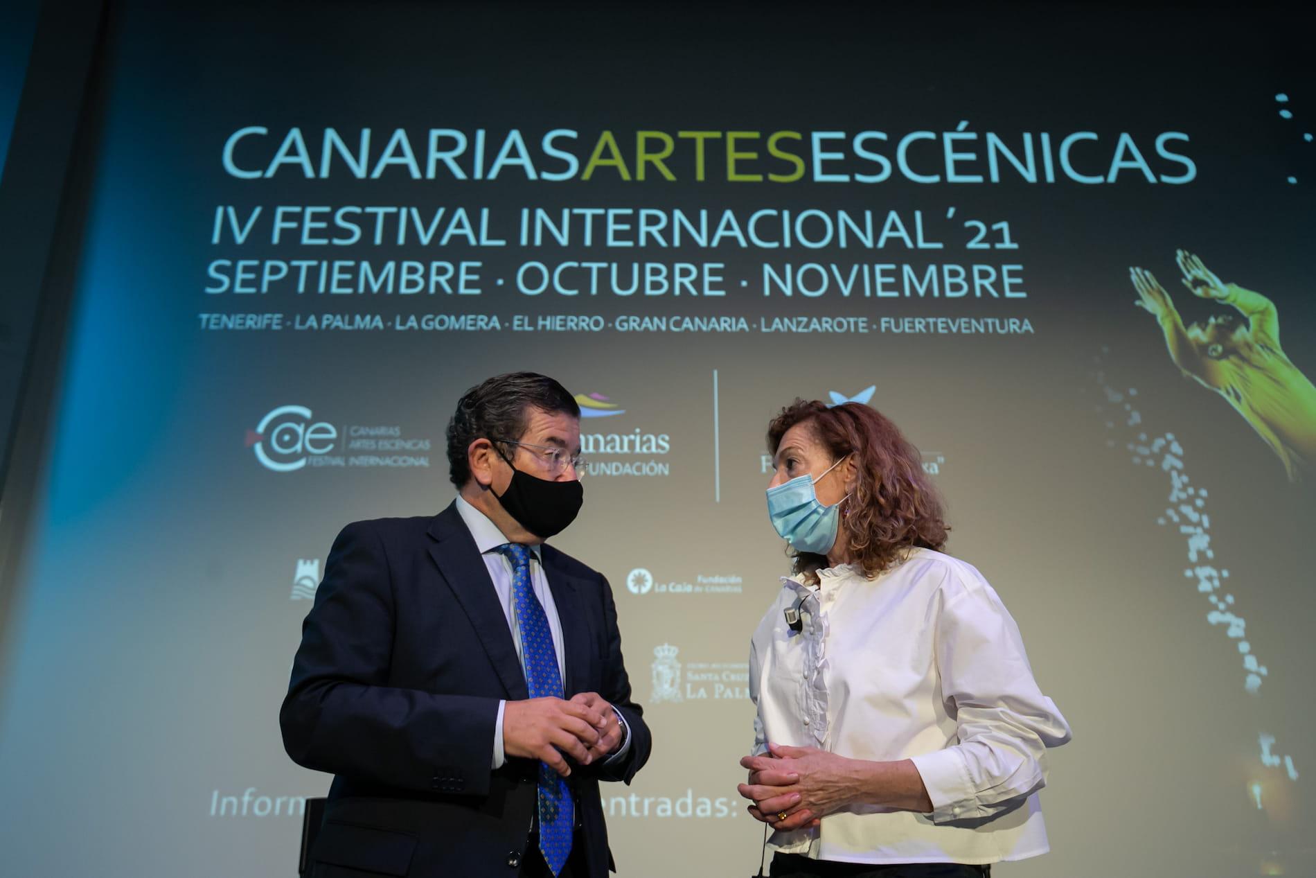 cajacanarias iv festival canarias artes escenicas2021 1