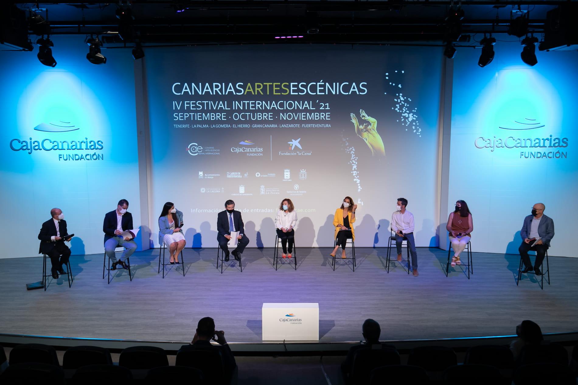 cajacanarias iv festival canarias artes escenicas2021 6