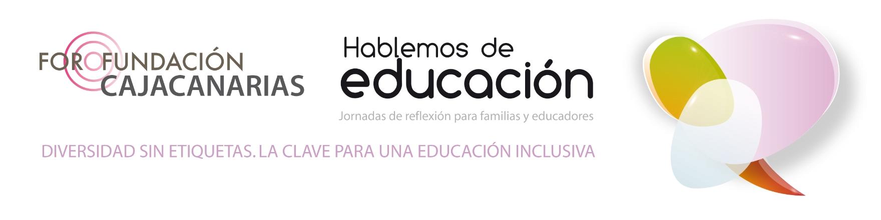 cabecera foro hablemos de educacion 2021