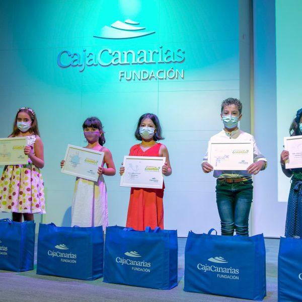 Cajacanarias Premios Contamos Cuento 3