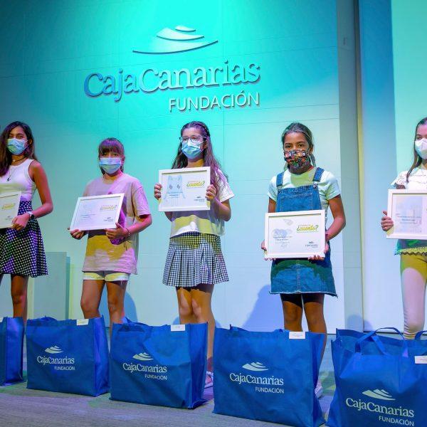 Cajacanarias Premios Contamos Cuento 4