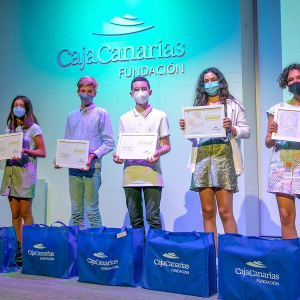 Cajacanarias Premios Contamos Cuento 5