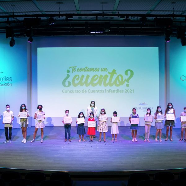 Cajacanarias Premios Contamos Cuento 6