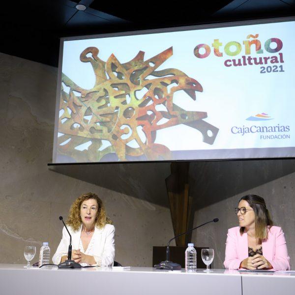Cajacanarias Presentacion Otono Cultural 2021 3