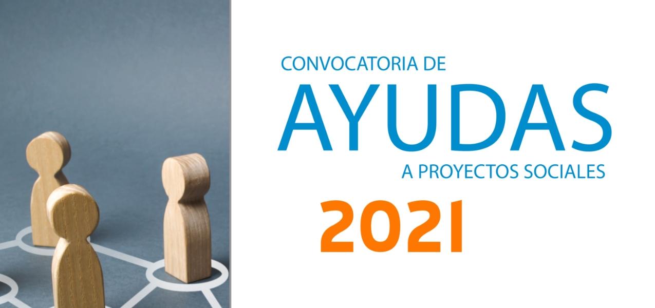 noticia convocatoria ayudas sociales 2021