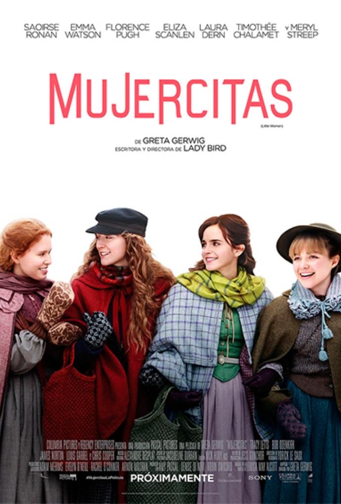 cartel mujercitas 2019